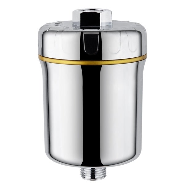 iSpring Multi-Stage Universal Shower Filter W/ Replaceable Cartridge 29516133