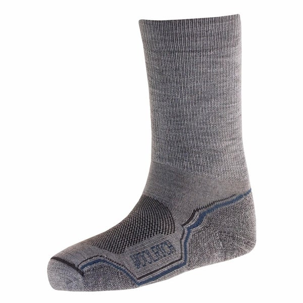 Woolrich Unisex Merino Lambswool Hiking Crew Socks Size Large 29521625