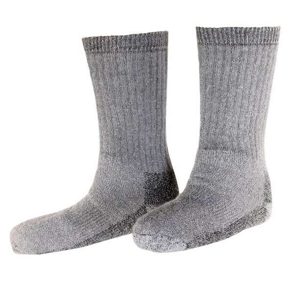 Woolrich Men's Ultimate Merino Wool Extreme Cold Socks 2pk Size Large 29521663