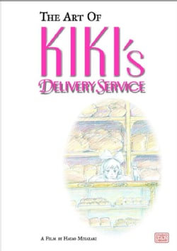 The Art of Kiki's Delivery Service (Hardcover)