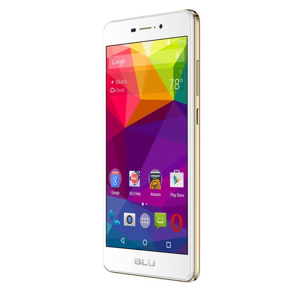 BLU LIFE XL L050U Unlocked GSM Dual-SIM Octa-Core Android Phone - White (Certified Refurbished) 29581052