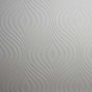 Graham & Brown Curvy Paintable Wallpaper