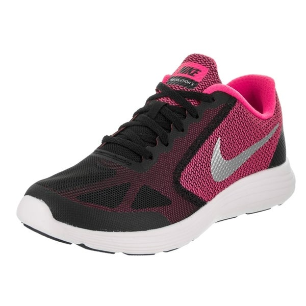 Nike Kids Revolution 3 (GS) Running Shoe 29607597
