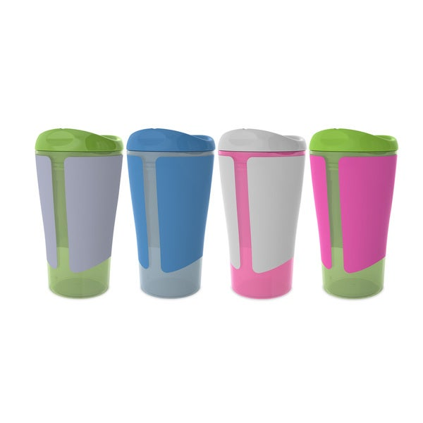 Born Free Grow with Me 10-ounce Big Kid Spoutless Cup (Pack of 4) 29625480