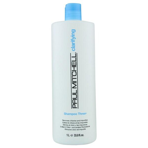 Paul Mitchell 33.8-ounce Shampoo Three 29636408
