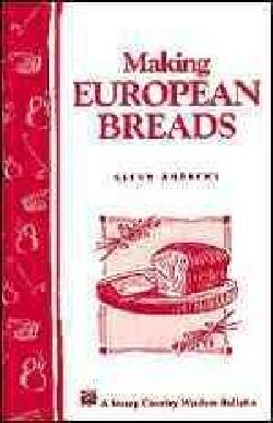 Making European Breads (Paperback)