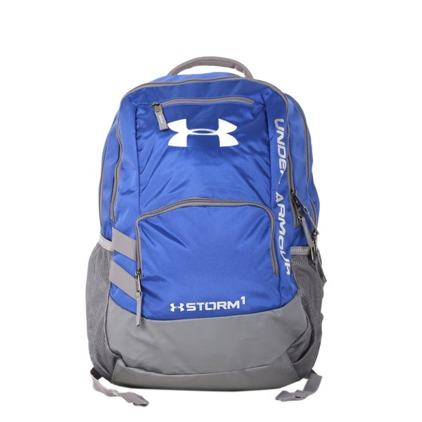 Under Armour Royal Carbon Hustle II Backpack 29667101
