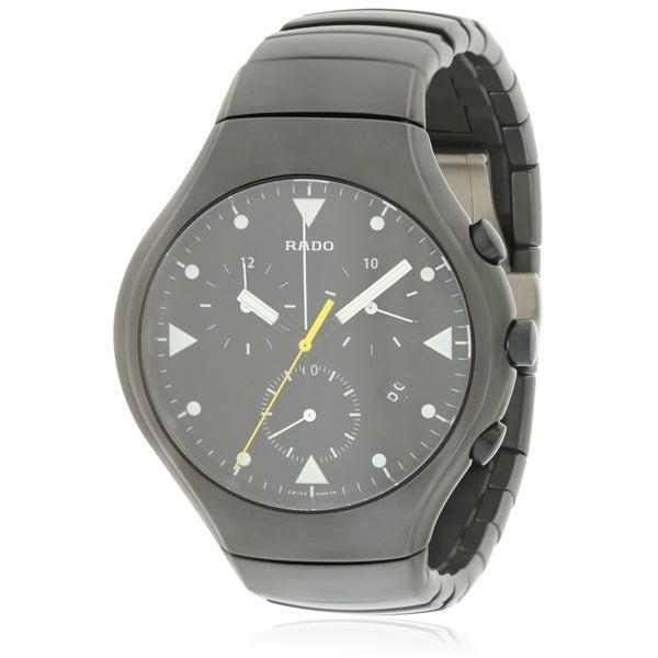 Rado True Ceramic Mens Watch R27815162 29679677