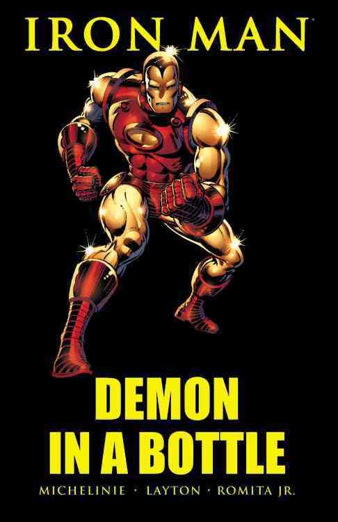 Iron Man: Demon in a Bottle (Paperback)