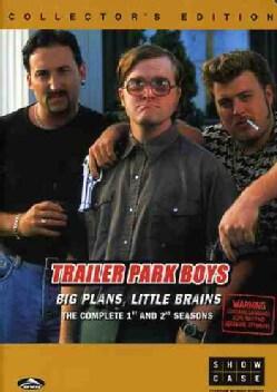 Barrie Dunn/Robb Wells/Mike Clattenburg - Trailer Park Boys: Season 1 & 2 (Not Rated)
