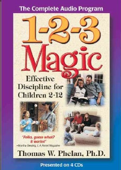 1-2-3 Magic: Effective Discipline for Children 2�12 (CD-Audio)