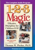 1-2-3 Magic: Effective Discipline for Children 212 (CD-Audio)