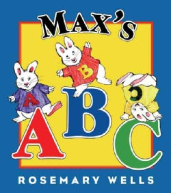 Max's ABC (Hardcover)