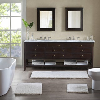 Madison Park Signature Majestic Solid Tufted Bath Rug