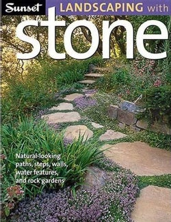 Sunset Landscaping With Stone (Paperback)