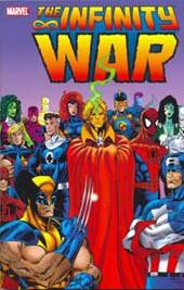 Infinity War (Paperback)