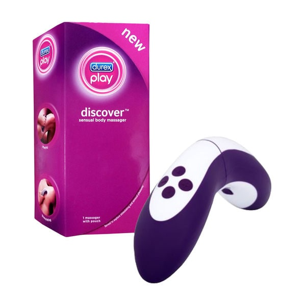 Durex Play Discover Body Massager 29817448