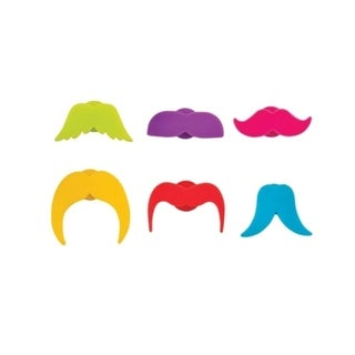 Whiskers Silicone Glass Markers by True 29818253