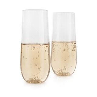 Flexi: Stemless Champagne Flute Set 29818377