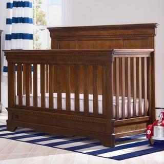 Simmons Kids Tivoli Pine Wood Convertible Crib N More