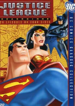 Justice League of America: Season 1 (DVD)