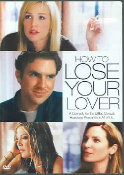 How to Lose Your Lover (DVD)