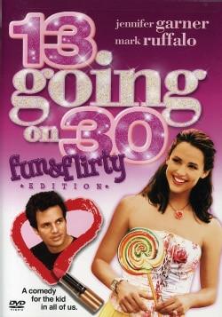 13 Going on 30: Fun & Flirty Edition (DVD)