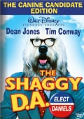 The Shaggy D.A. (DVD)