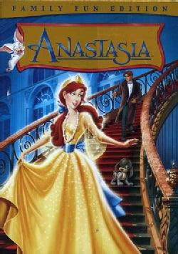 Anastasia Family Fun Edition (DVD)