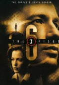 X-Files: Season 6 (DVD)