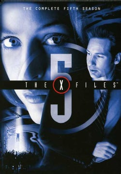 X-Files: Season 5 (DVD)