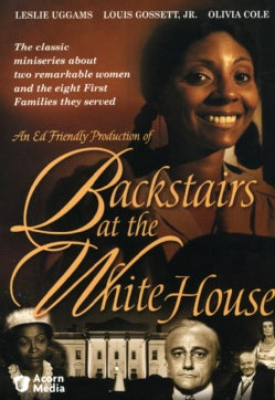 Backstairs at the White House (DVD)