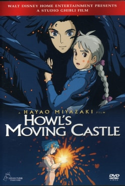 Howl's Moving Castle (DVD)