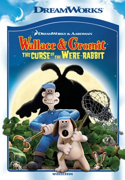 Wallace & Gromit: The Curse of the Were-Rabbit (DVD)