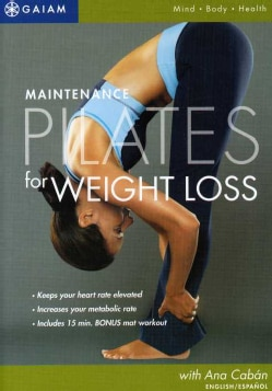 Maintenance Pilates For Weight Loss (DVD)