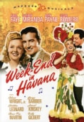 Weekend In Havana (DVD)