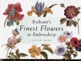 Redoute's Finest Flowers in Embroidery (Paperback)