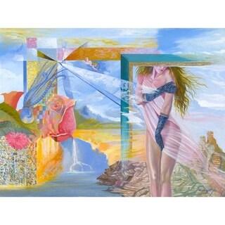 Aphrodites Dream by Garsot, Canvas Giclee Wall Art 29898616