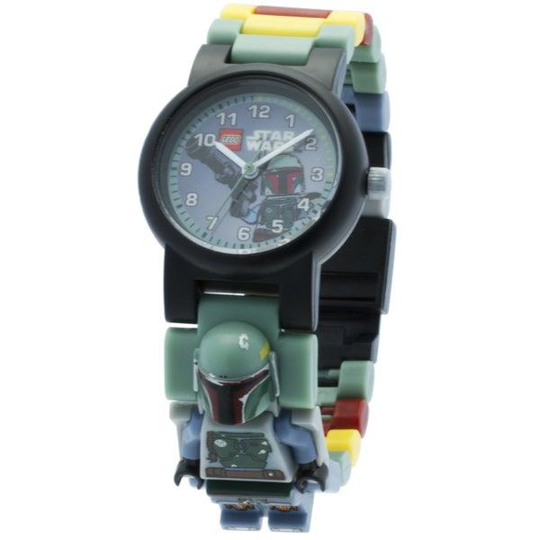 LEGO Star Wars Boba Fett Minifigure Link Watch 29899598