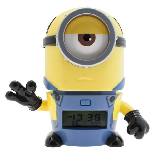 BulbBotz Despicable Me 3 Mel 5.5 in Clock 29899672