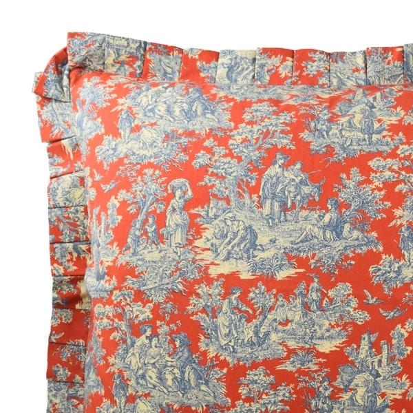 Waverly Sanctuary Rose Euro Sham 29900709