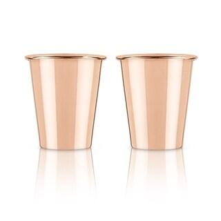 Summit Solid Copper Shot Glasses by Viski