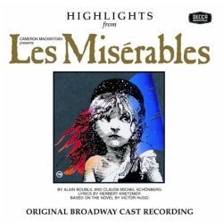 Original Broadway Cast - Les Miserables: Highlights (OCR)