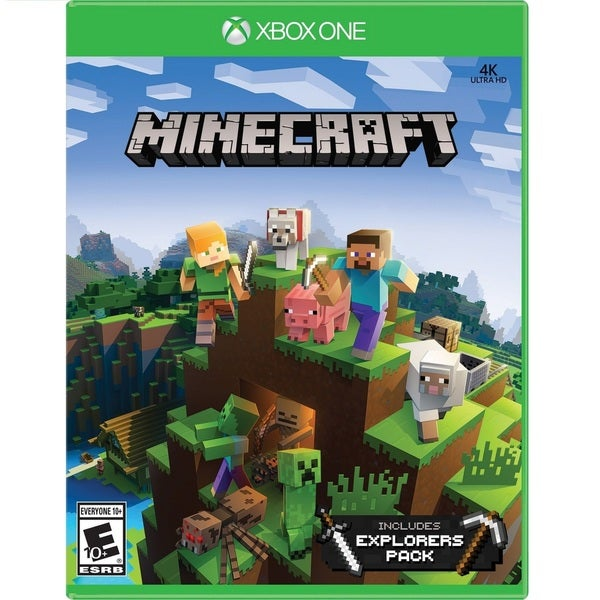 Microsoft Minecraft Platinum Explorer's Pack 29910326