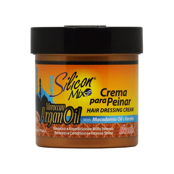 Silicon Mix Moroccan Argan Oil 6-ounce Hair Dressing Cream 29915808