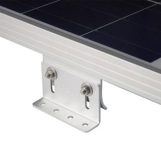 Renogy Solar Panel Mounting Curved Z Bracket -- Set of 4 29917895