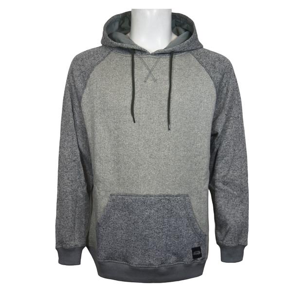Men's Heather Knit Fleece Pullover Hoodie 29935166