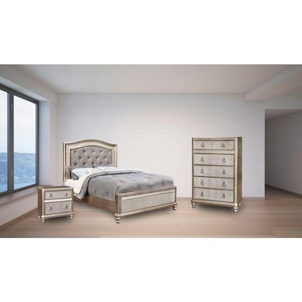 Royale 3PC Bedroom Set
