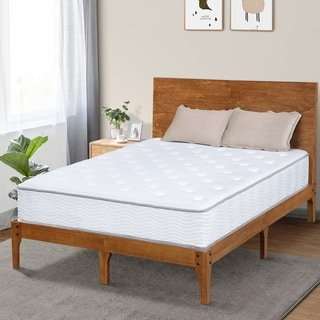 Sleeplanner 10-Inch Hybrid Gel Memory Foam Pocket Spring Mattress