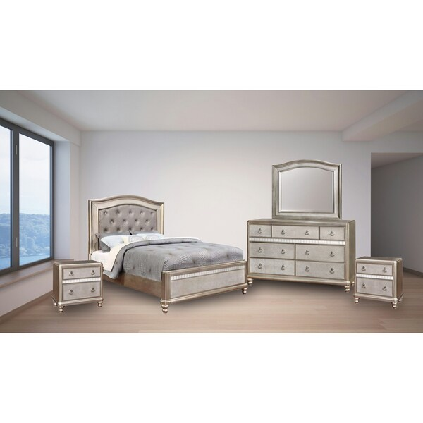Royale 5PC Bedroom Set